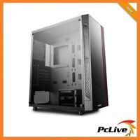 Deepcool MATREXX 55 Black Tempered Glass Gaming Mid Tower Quiet USB 3.0 Case ATX