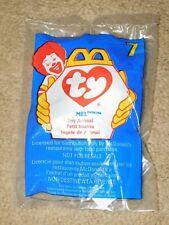 1998 Mcdonald'S Happy Meal Toy Ty Beanie Baby Mel The Koala #7 (New - Sealed)