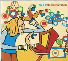 VIDA BLUE - THE ILLUSTRATED BAND. / EU DIGIPAK EDITION. (PAGE McCONNELL , PHISH)