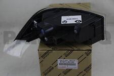 8167160160 Genuine Toyota LENS & BODY, BACK-UP LAMP, RH 81671-60160