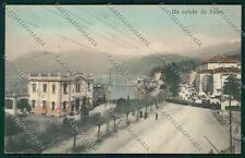 Varese Luino Tram cartolina QK2121