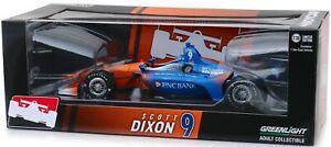 1:18 2019 Greenlight Scott Dixon #9 Chip Ganassi PNC IndyCar Diecast