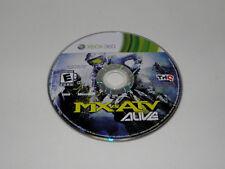 MX vs. ATV Alive (Microsoft Xbox 360, 2011)