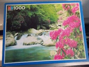Mb-Puzzle Waterfall, 1000 Pieces, #SO-145