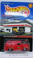 Hot Wheels 2000 SPECIAL EDITION jiffy lube '56 Ford Truck New & Sealed  [ 19 ]
