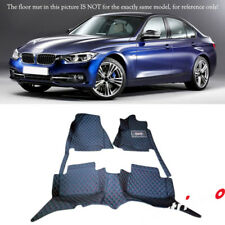 for BMW 3  Series 2013-2016  F30  Waterproof Front & Rear Floor Mats Full Cover