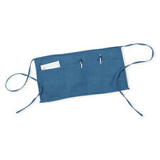 "Denim Waist Apron 20"" x 10"" Heavy Duty Three Pocket Work, Shop & Server Aprons"