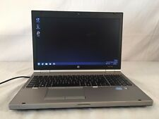 HP EliteBook Laptop Computer 8560p Core i7 2.7 GHz 4096MB 320GB HDD