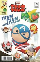 Marvel Tsum Tsum #1 STGCC Variant NM (2016) Marvel Comics