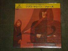 Soft Machine Fourth Japan Mini LP Elton Dean Hugh Hopper Robert Wyatt