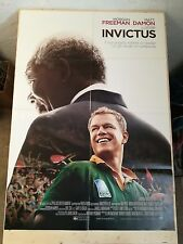 Manifesto Film INVICTUS C.Eastwood (2009) Poster Movie Originale Cinema 100x140