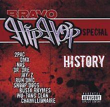 Bravo-Hip Hop History von Various   CD   Zustand gut