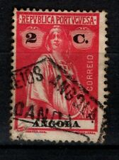 Angola 1914 2c red Ceres Sg300 Used