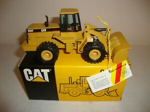 NZG 237 CAT 966F ARTICULATED WHEEL LOADER - EXCELLENT in original BOX