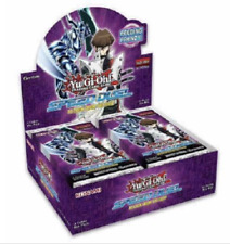 Yu-Gi-Oh! - Attack From The Deep Speed Deep - Booster Factory Sealed Case of 12