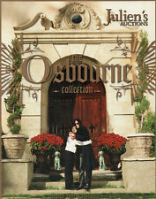 """The OSBOURNE'S Juliens Auctions 2007 500+ lots of """"stuff"""" from Sharon & Ozzy"""