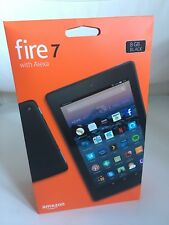 "Amazon Fire 7 with Alexa 7"" Display 8 GB Tablet - Black (B01J90O0N4)"