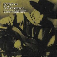 STEVIE RAY VAUGHAN Touch The Sky Studio Sessions 1984-85 CD