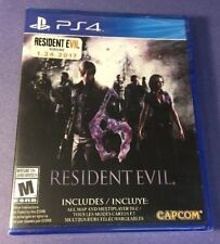 Resident Evil 6 [ Complete Edition ] (PS4) NEW