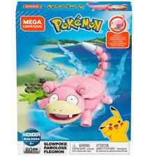 Mega Construx: Pokemon Slowpoke Ramoloss (GDW31) (80 Pieces) New 2018