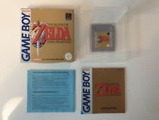 RARE NEW NEUF Nintendo Game boy Gameboy ZELDA LINK'S AWAKENING Boxed DMG-ZL-HOL