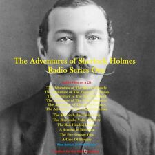 CD - Sherlock Holmes - The Adventures - Series 1- Radio Shows +25 Free Audio Bk