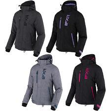FXR Womens Fresh Jacket Thermal Insulation Snowproof Moisture Resistant Coat