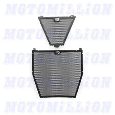 R&G Ducati Panigale V4 Radiator Oil Cooler Guard Cover Protector Grill Grille