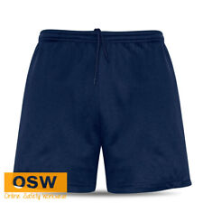 MENS ADULT CIRCUIT GYM CROSSFIT WORKOUT  STRETCH SHORTS S-5XL BLACK//NAVY//GREY