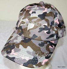 GUESS Jeans Baseball Hat Hats Rhinestones Logo  NWT One size Cap Adjustable