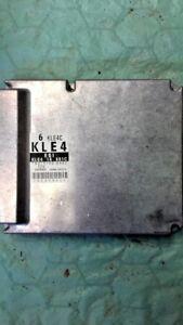 1996 Ford Probe ecm ecu computer KLE4 18 881C