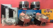 YCP B16 B18 81mm JDM High Comp. Pistons, Rings+Bearings Acura Honda Civic TypeR