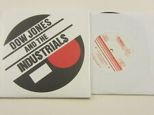 """DOW JONES AND THE INDUSTRIALS Let's Go Steady 7"""" KBD PUNK indiana REISS UNPLAYED"""