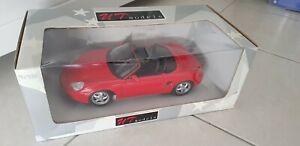 UT PORSCHE BOXSTER 1996 CABRIOLET AU 1/18