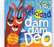 Felicidad - Dam Dam Deo - CDS - 1997 - Pop Latin