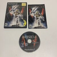 Bionicle - Playstation 2 PS2 Game - Complete & Tested