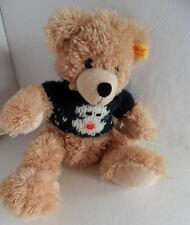 Steiff bear Teddy button flag 1210