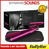 BaByliss Pro 235 Smooth Hair Straightener Pink With 3 Temperature Settings