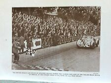 m17a7 book picture ephemera 1930s brescia mille miglia geoffrey healey racing