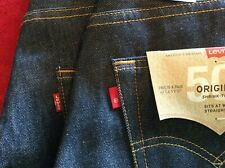 LEVI'S JEANS 501-0000 SHRINK-TO-FIT BIG / TALL