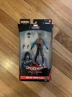 Marvel Legends Miles Morales Spider-man Into The Spider-verse IN HAND Stilt Man