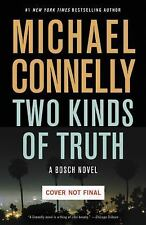 A Harry Bosch Novel: Two Kinds of Truth by Michael Connelly (2017, CD, Unabridge