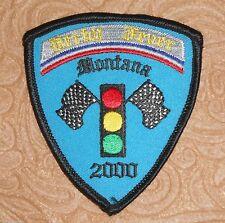 """Derby Fever Patch - Montana 2000 - 3"""" x 3 1/2"""""""