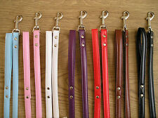 Unbranded Faux Leather Dog Standard Leads