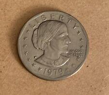 1979-P Susan B. Anthony Dollar