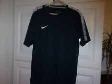 mens xl dri fit Nike dark teal white shirt top