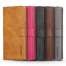 Luxe Housse Flip Flio Magnétique Portefeuille Wallet Case Cover pour Samsung