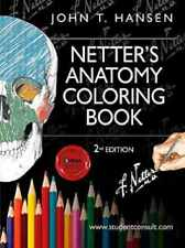 Netter's Anatomy Coloring Book: with Student Consult Access (Netter Basic Scienc