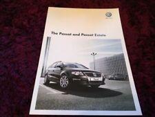 Volkswagen Passat 2010 Car Sales Brochures