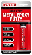 Evo-stik evo stik stick hard fast metal epoxy steel putty 50g 320123 new